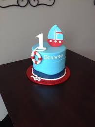 Boy 1st Birthday Cake Gallery
