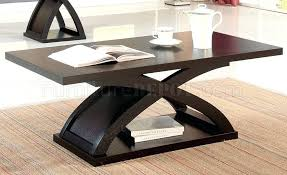 coffee table espresso coffee table 2 end tables set in espresso square coffee table glass espresso