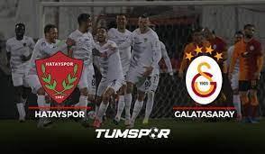 Hatayspor Galatasaray maçı geniş özeti ve golleri (BeIN Sports)   Aslan  Hatay'da kayıp! - Tüm Spor Haber