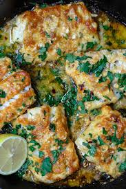 Greek-Style Baked Cod Recipe