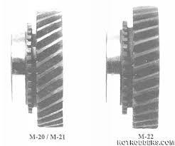 general motors transmissions muncie gearsm20 21 vs m22 jpg