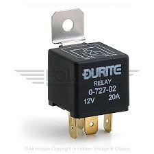 v a normally closed mini relay for vintage classic cars 12v 20a normally closed mini relay
