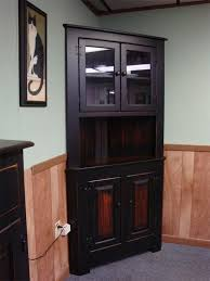 bar corner furniture. amish farmhouse pine corner hutch bar cabinetcorner furniture