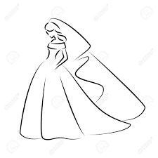 Bride Drawing At Getdrawings Com Free For Personal Use Bride