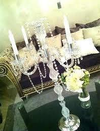table candelabra centerpieces