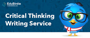 custom critical thinking writing service from ca  custom critical thinking writing service from