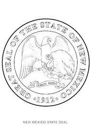 Great Seal Coloring Page Hoteldateninfo