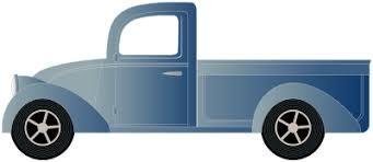 Pickup truck clipart free images 5 - ClipartAndScrap