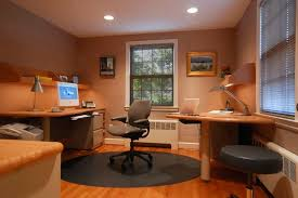 a home office. A Home Office