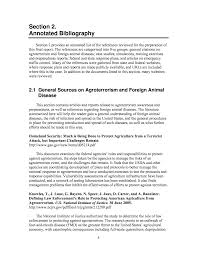 Section 2 Annotated Bibliography A Guide To Emergency Quarantine