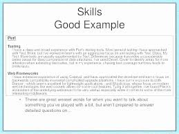 List Of Good Skills To Put On A Resume Stunning Putting Soft Skills On Resume Beautiful How To List Soft Skills