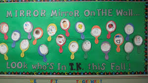 computer lab bulletin board ideas for elementary students. Mirror On The Wall Back To School Bulletin Board Computer Lab Ideas For Elementary Students I