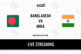 World cup 2022 latest results, world cup 2022 current season's scores. Fifa World Cup Qualifiers 2022 Asian Cup Qualifiers 2023 India Vs Bangladesh Live Streaming When And Where To Watch Online Tv Telecast Team News