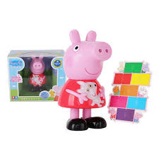 Online Shop <b>Genuine Peppa Pig</b>-- Big size <b>Peppa</b> with Variable ...