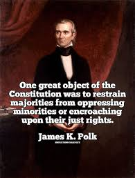 James Polk On The Purpose Of The Constitution [QUOTE] Simple Thing Custom Constitution Quotes