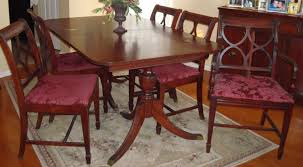 antique dining room sets of the picture gallery
