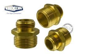 garden hose adapter. Brass Male GHT Adapter 5091612C Garden Hose T