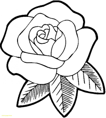 Flower Coloring Pages 11 8165
