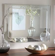 mirror wall decor creating elegant