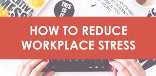 Tips To Reduce Stress At Work Job Kurakani Merojob