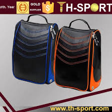 pu leather golf shoes bag suppliers manufacturers customized th sport