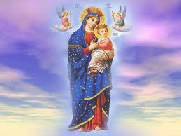 Mother Mary Wallpapers 11