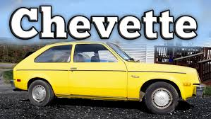 Regular Car Reviews: 1976 Chevrolet Chevette - YouTube