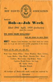 Flyer Jobs 1950 Bob For Job Campaign Flyer On Ehive