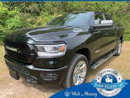 Lucedale Black Forest Green 2019 Ram 1500: Used Truck for Sale - 26955A