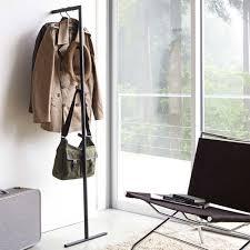 Slim Coat Rack Best Craseal Rakuten Global Market Slim Coat Hanger Line Line Black