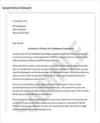 Auto Insurance Demand Letter2