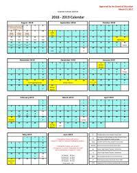 How To Make A School Calendar Granite School District Calendar Printable Pdf Download