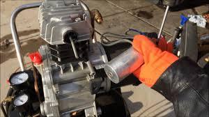 Cách Sửa Máy Bơm Hơi ( how to fix air compressor ) ... Video # 70 - YouTube