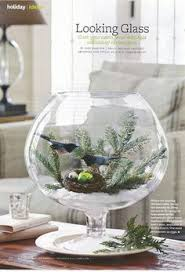 Glass Bowl Decoration Ideas pretty no Fairy Bowls and Fish 6