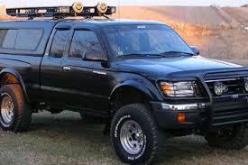 Bushwacker® - Toyota Tacoma 4WD 2001-2003 Extend-A-Fender™ Fender ...