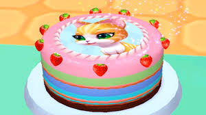 Real Cake Maker 3d Bake Design Decorate Party With Yummy