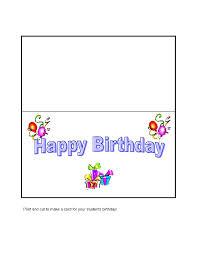 Birthday Card Templates Microsoft Word Birthday Templates Microsoft Word Filename Elsik Blue Cetane