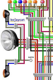 kawasaki gpz900r gpz1000r colour electrical wiring diagrams kawasaki zx1000a ninja 1985 87 usa colour wiring diagram