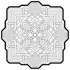 Small Picture Fractal Coloring Pages Pdf Coloring Pages Ideas