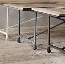Muebles de cocina y módulos en kit, puertas para armarios, vitrinas, cajones y accesorios. Flatiron Rectangular Dining Table Mesas De Comedor Mesa De Comedor Hierro