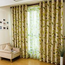 Yellow Curtains For Living Room Cream Living Room Curtains Living Room Exciting Picture Of Modern