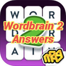 Wordbrain 2 Answers Game Solver