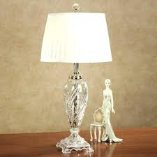 chandeliers white chandelier table lamp small crystal s lamps elegant reading chandeliers cryst