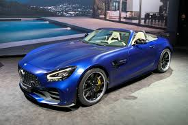 A license to (temporarily) forget about your responsibilities because with only two seats this car lets you dream. Mercedes Amg Gt R Roadster Prices Announced For 577bhp Droptop Auto Express