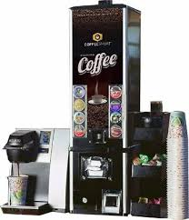 Kcup Vending Machine Simple KCUP VENDING MACHINE Keurig K48 Commercial Coffee Station
