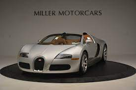 Shop 2010 bugatti veyron vehicles for sale in springfield, il at cars.com. Pre Owned 2010 Bugatti Veyron 16 4 Grand Sport For Sale Miller Motorcars Stock 7661c