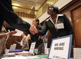 on the job by anita bruzzese ways to shine at a job fair 5 ways to shine at a job fair