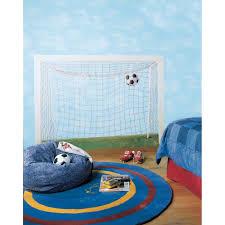 Soccer Bedroom Fun Sports Bedroom Ideas