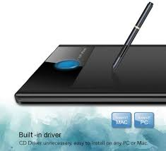 huawei drawing tablet. xp-pen star 04 11 inch graphics tablet drawing monitor interactive pen board with rotary huawei