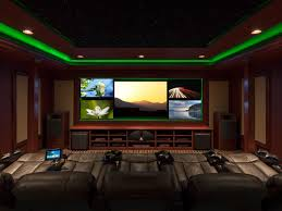Broadstone  Contemporary  Home Theater  Tampa  By T2THES Room Design Game